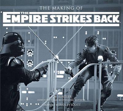 Making of the Empire Strikes Back (Hardback)