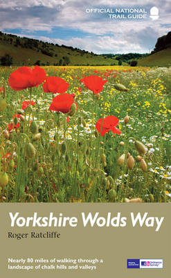 Yorkshire Wolds Way (Paperback)