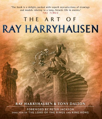 Art of Ray Harryhausen (Paperback)