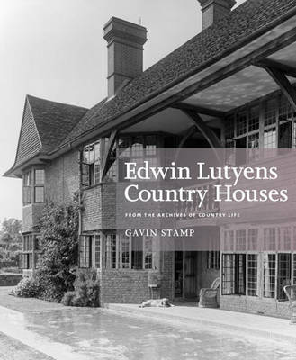 Edwin Lutyens Country House: From the Archives of Country Life (Paperback)
