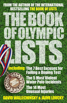 The Book of Olympic Lists (Paperback)