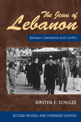 The Jews of Lebanon: Between Coexistence and Conflict (Paperback)