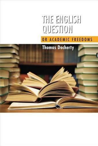 English Question: Or Academic Freedoms (Hardback)