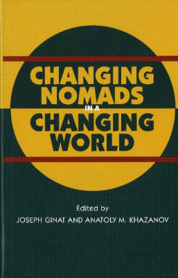 Changing Nomads in a Changing World (Hardback)