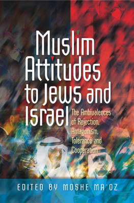 Muslim Attitudes to Jews and Israel: The Ambivalences of Rejection, Antagonism, Tolerance and Co-Operation (Hardback)