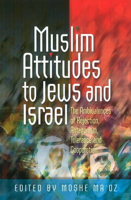 Muslim Attitudes to Jews and Israel: The Ambivalences of Rejection, Antagonism, Tolerance and Co-Operation (Paperback)