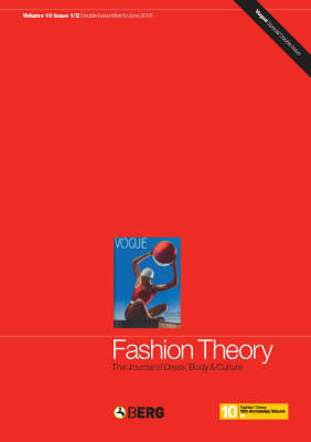 Believing Identity: The Journal of Dress, Body and Culture - Fashion Theory v. 10, Issue 1  (Paperback)