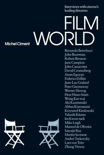 Film World: The Director's Interviews - Talking Images (Paperback)