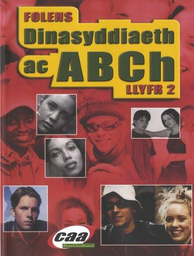 Dinasyddiaeth ac ABCh: Llyfr 2 (Paperback)