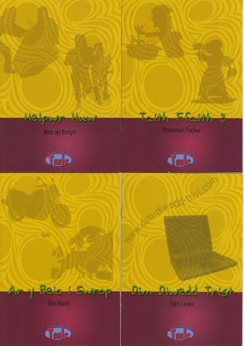 Cyfres Tonic: Taith Ffaith 3 (Paperback)