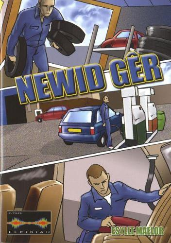 Cyfres Lleisiau: Newid Ger (Paperback)