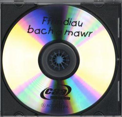 Ffrindiau Bach a Mawr: CD Sain (CD-Audio)