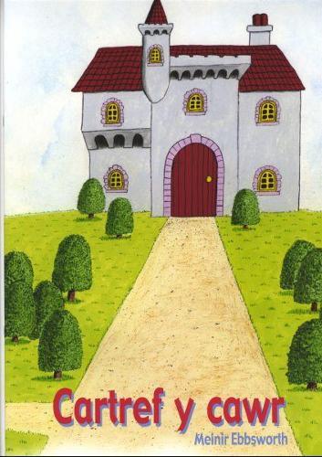 Ffrindiau Bach a Mawr: Cartref y Cawr (Paperback)