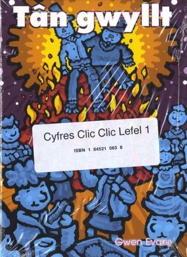 Cyfres Clic Clic Lefel 1 (Paperback)