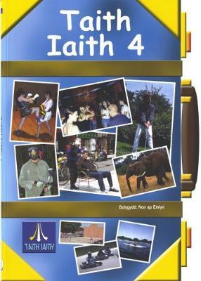 Llyfr Cwrs Glas: v. 4 (Paperback)