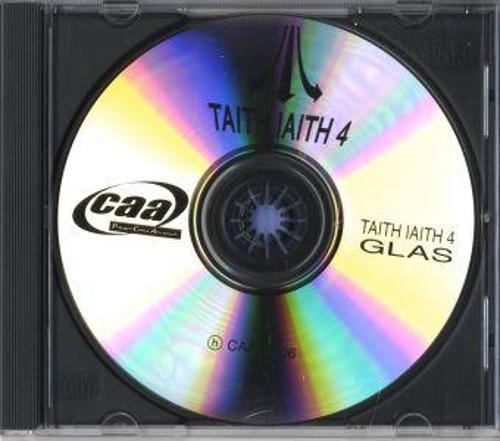 Taith Iaith 4: CD, (Glas) Cwrs Byr (CD-Audio)