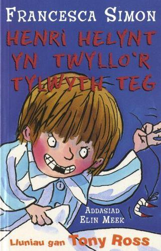 Llyfrau Henri Helynt: Henri Helynt yn Twyllo'r Tylwyth Teg - Llyfrau Henri Helynt (Paperback)