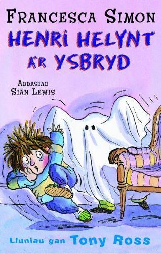 Llyfrau Henri Helynt: Henri Helynt a'r Ysbryd (Paperback)