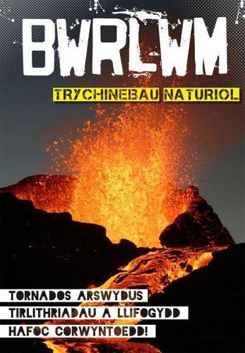 Cyfres Bwrlwm: Trychinebau Naturiol (Paperback)