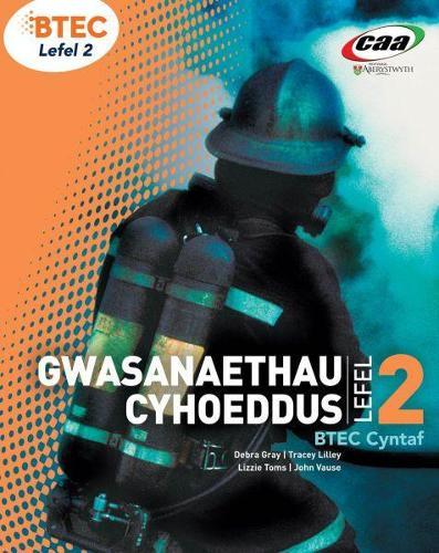 BTEC Cyntaf Gwasanaethau Cyhoeddus Lefel 2 (Paperback)
