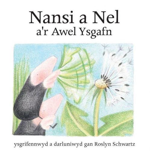 Cyfres Nansi a Nel: Nansi a Nel a'r Awel Ysgafn (Paperback)
