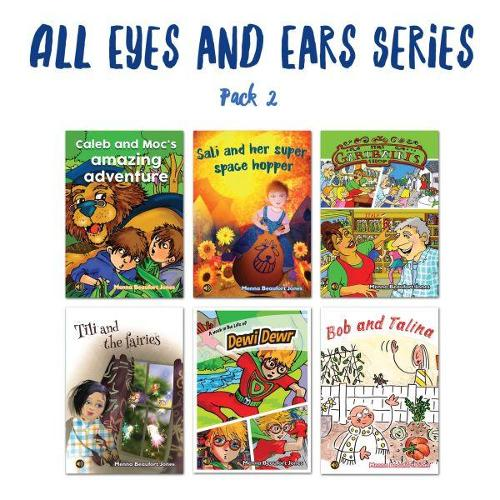 All Eyes and Ears Series: Pack 2 (Paperback)