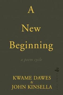 A New Beginning: A Poem Cycle (Paperback)
