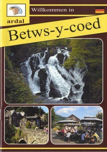 Willkommen in Betws-y-Coed (Almaeneg) (Paperback)