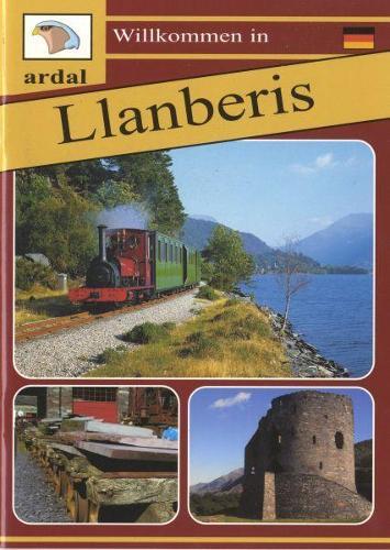 Willkommen in Llanberis (Almaeneg) (Paperback)