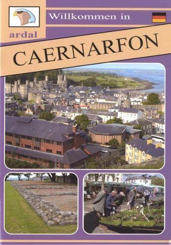 Willkommen in Caernarfon (Almaeneg) (Paperback)