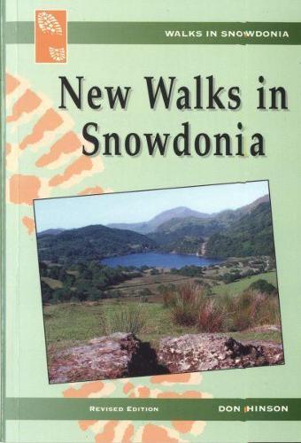 New Walks in Snowdonia (Paperback)