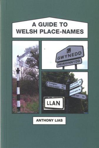 Guide to Welsh Place-Names, A (Paperback)