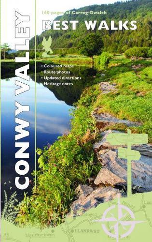 Carreg Gwalch Best Walks: Conwy Valley (Paperback)