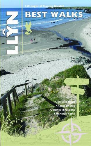 Carreg Gwalch Best Walks: Llyn (Paperback)