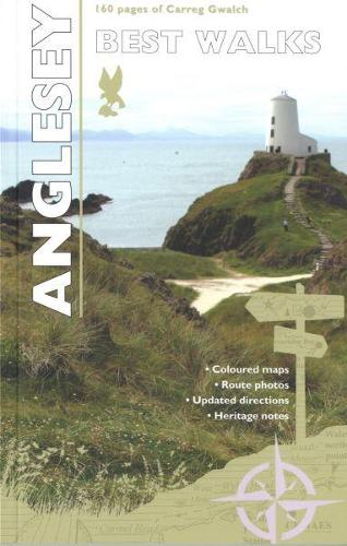 Carreg Gwalch Best Walks: Anglesey (Paperback)