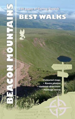 Carreg Gwalch Best Walks: The Beacon Mountains (Paperback)