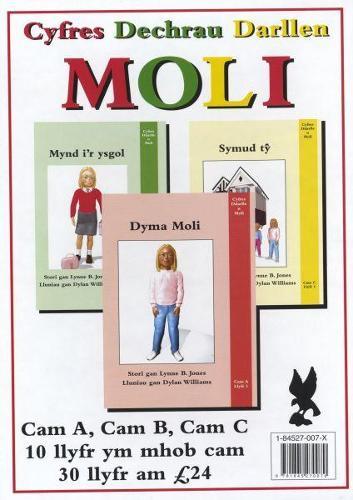 Cyfres Dechrau Darllen: Moli (Paperback)