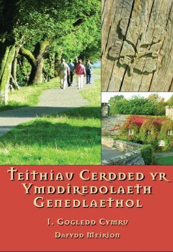 Gogledd Cymru: Teithiau Cerdded yr Ymddiriedolaeth Genedlaethol: 1. Gogledd Cymru 1 (Paperback)