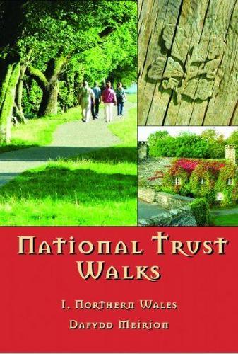 National Trust Walks: 1. Northern Wales (Paperback)