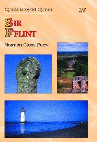 Cyfres Broeydd Cymru: 17. Sir Fflint (Paperback)