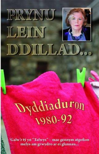Prynu Lein Ddillad Dyddiaduron 1980 92 (Paperback)