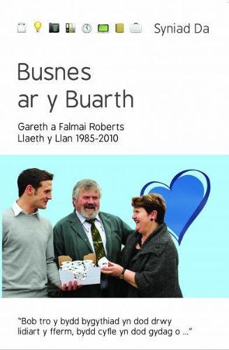 Cyfres Syniad Da: Busnes ar y Buarth - Llaeth y Llan 1985-2010 (Paperback)
