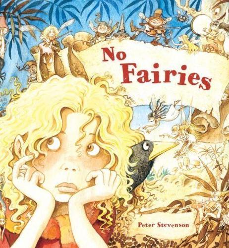 No Fairies (Paperback)