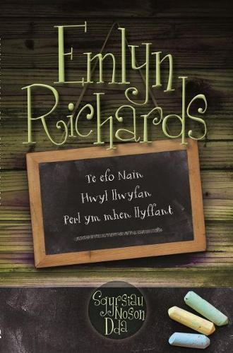 Sgyrsiau Noson Dda: Emlyn Richards (Paperback)