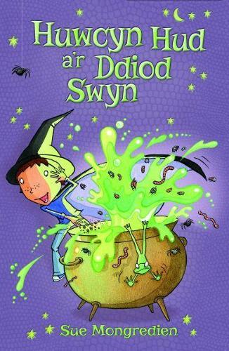 Huwcyn Hud a'r Ddiod Swyn (Paperback)