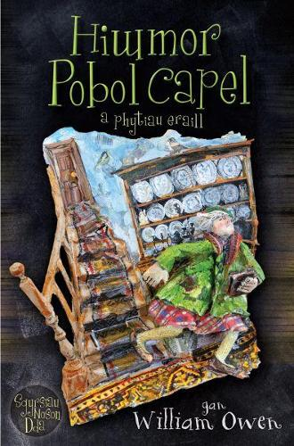 Sgyrsiau Noson Dda: Hiwmor Pobol Capel (Paperback)