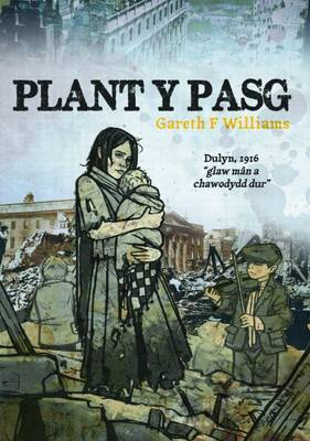 Plant y Pasg (Paperback)