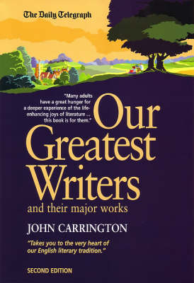 Our Greatest Writers: And Their Major Works (Paperback)