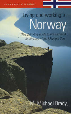 Living and Working in Norway (Paperback)