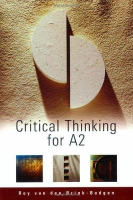 Critical Thinking For A2 (Paperback)